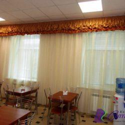 Шторы на кухню на заказ в Подольске