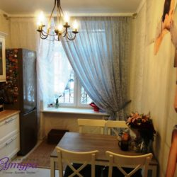 Шторы на кухню на заказ в Москве