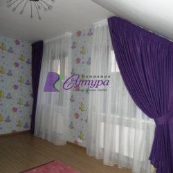 Шторы в детскую на заказ в Серпухове