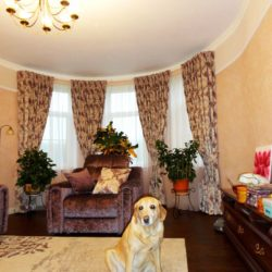Шторы в гостиную на заказ в Протвино
