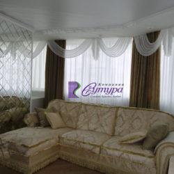 Шторы в гостиную на заказ в Подольске