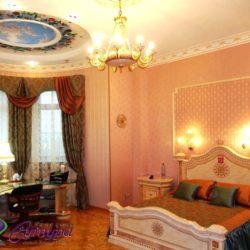 Шторы в спальню на заказ в Чехове